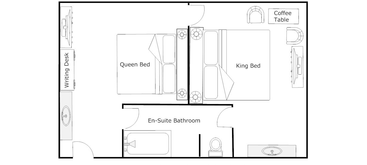 Superior Two Bed Room