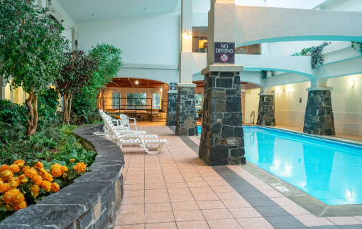Rundlestone Lodge Indoor Pool